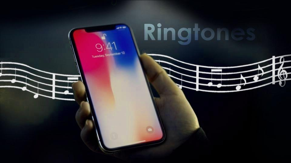 How to set custom ringtone on iphone X