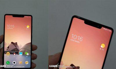 Xiaomi Mi Mix 2s leaks