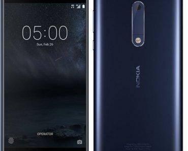 Nokia 5 in Blue color