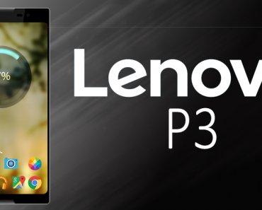 Lenovo P3