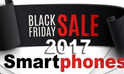 Black Friday 2017 smartphone