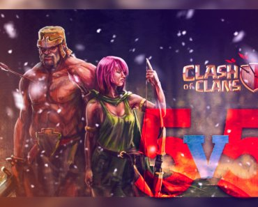 Clash of Clans 5 vs 5