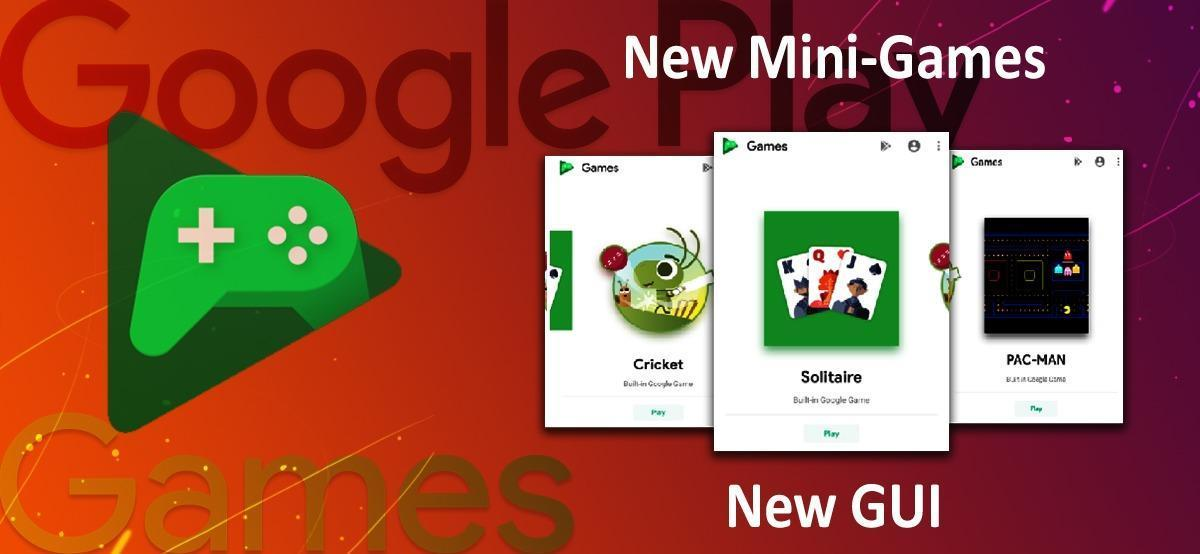 Google Play Games-Mini games