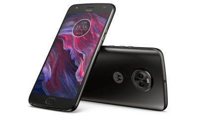 Moto X4 features