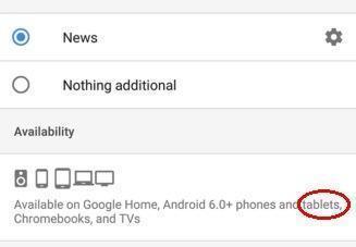 Google app 7.16 beta