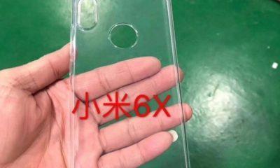 Mi 6X case