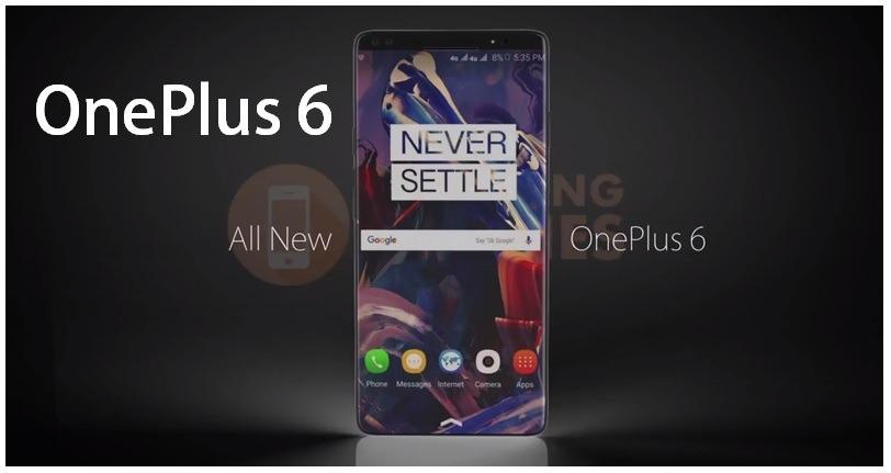 oneplus 6 specs price design features camera and. Black Bedroom Furniture Sets. Home Design Ideas