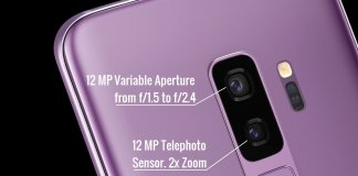 Galaxy S9 Plus Camera