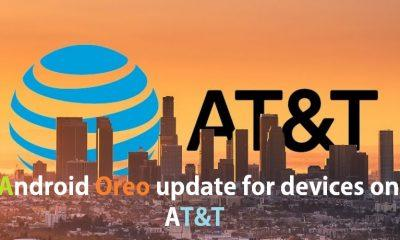 AT&T oreo update