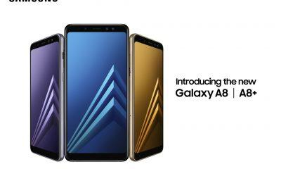 Galaxy A8(2018) and Galaxy A8 Plus(2018)