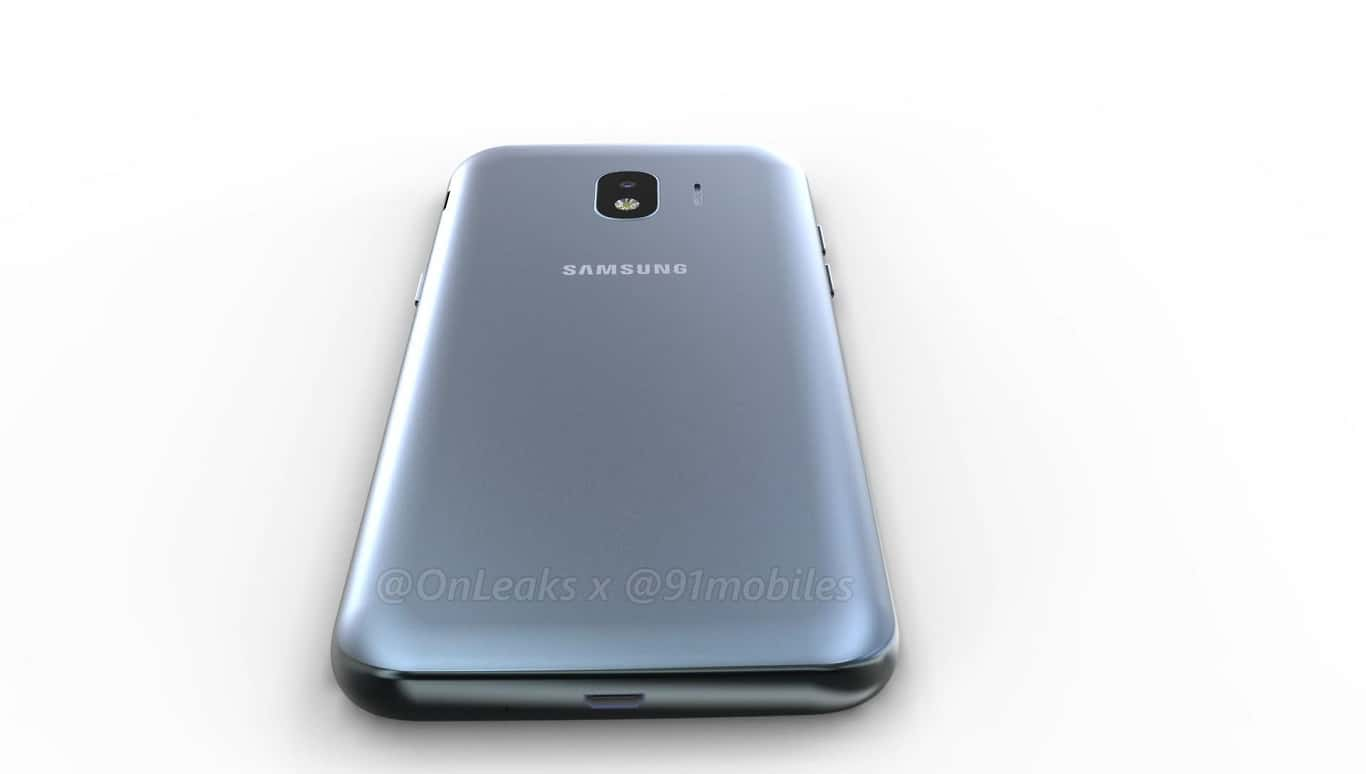 Samsung Galaxy J2 2018 Manual Images Leaked Online