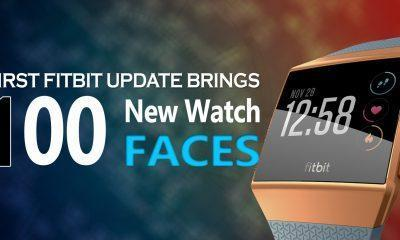 Fitbit Iconic Wacth latest update
