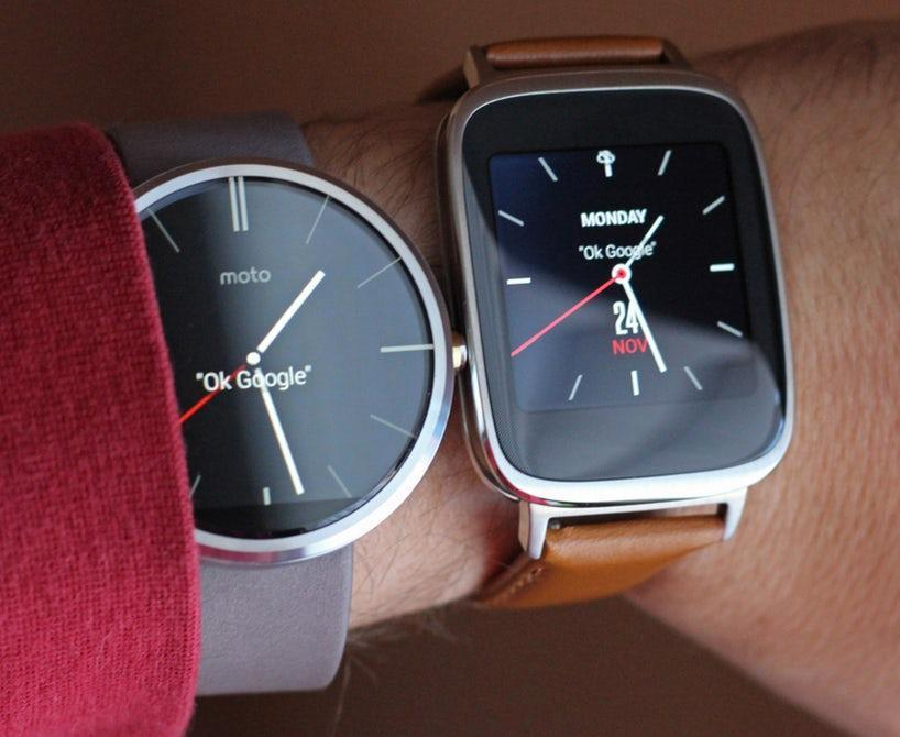 List of Android Wear Smart Watches eligible for Android ...