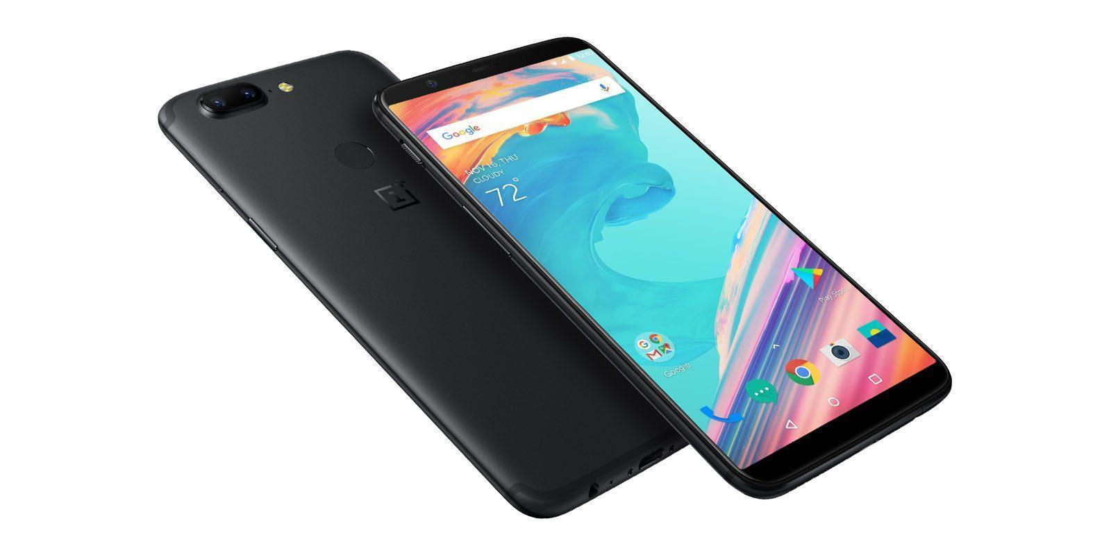 OnePlus 5T Gets Oreo Update
