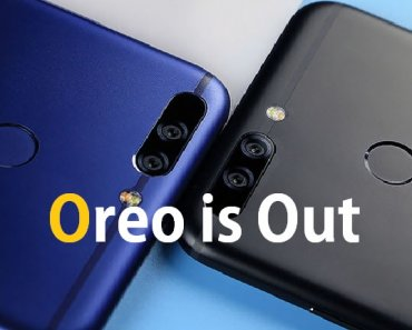 Huawei Android Oreo update