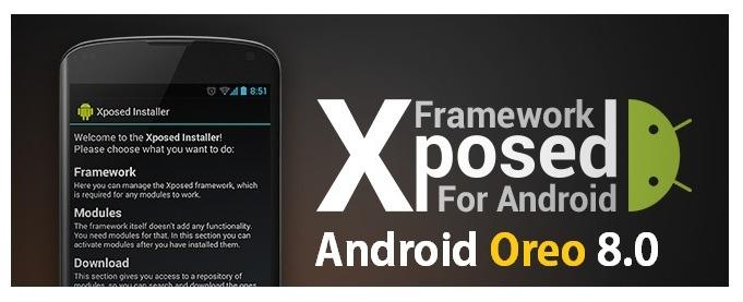 Xposed Framework for Android oreo