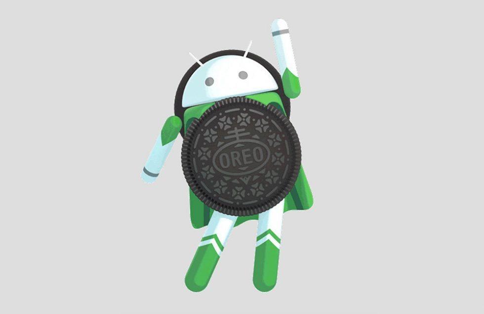 Google Android Oreo Robot