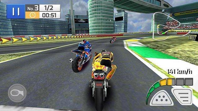 Top Mobile Games- Real Bike Racing