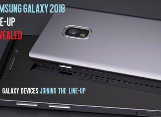 Samsung Galaxy upcoming smartphones lineup