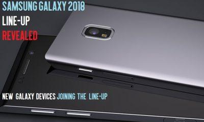 Samsung Galaxy upcoming smartphones lineup