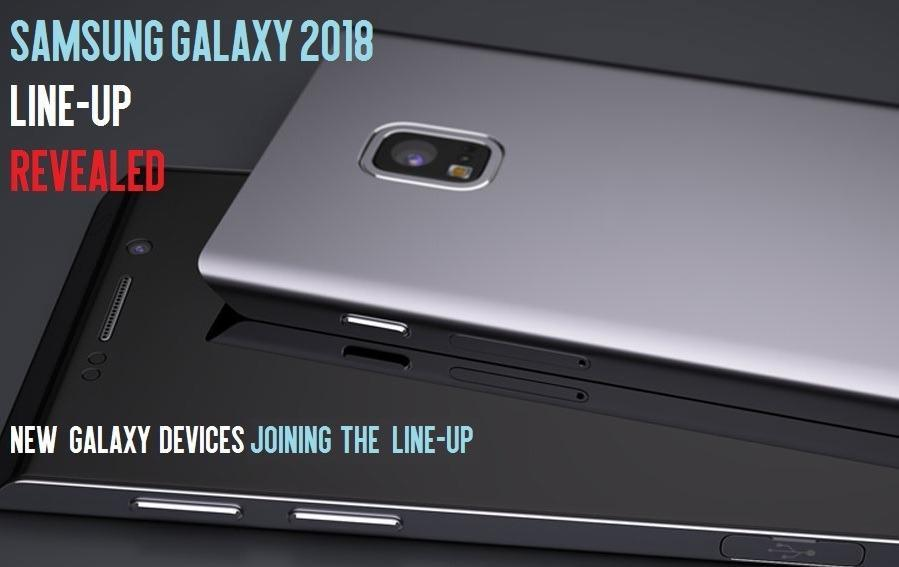Samsung galaxy 2018 lineup leaked galaxy j and c series get new members - Samsung dive galaxy s3 ...