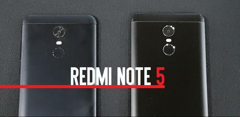 Redmi note 5 Camera