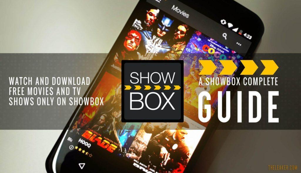 free showbox for android phones