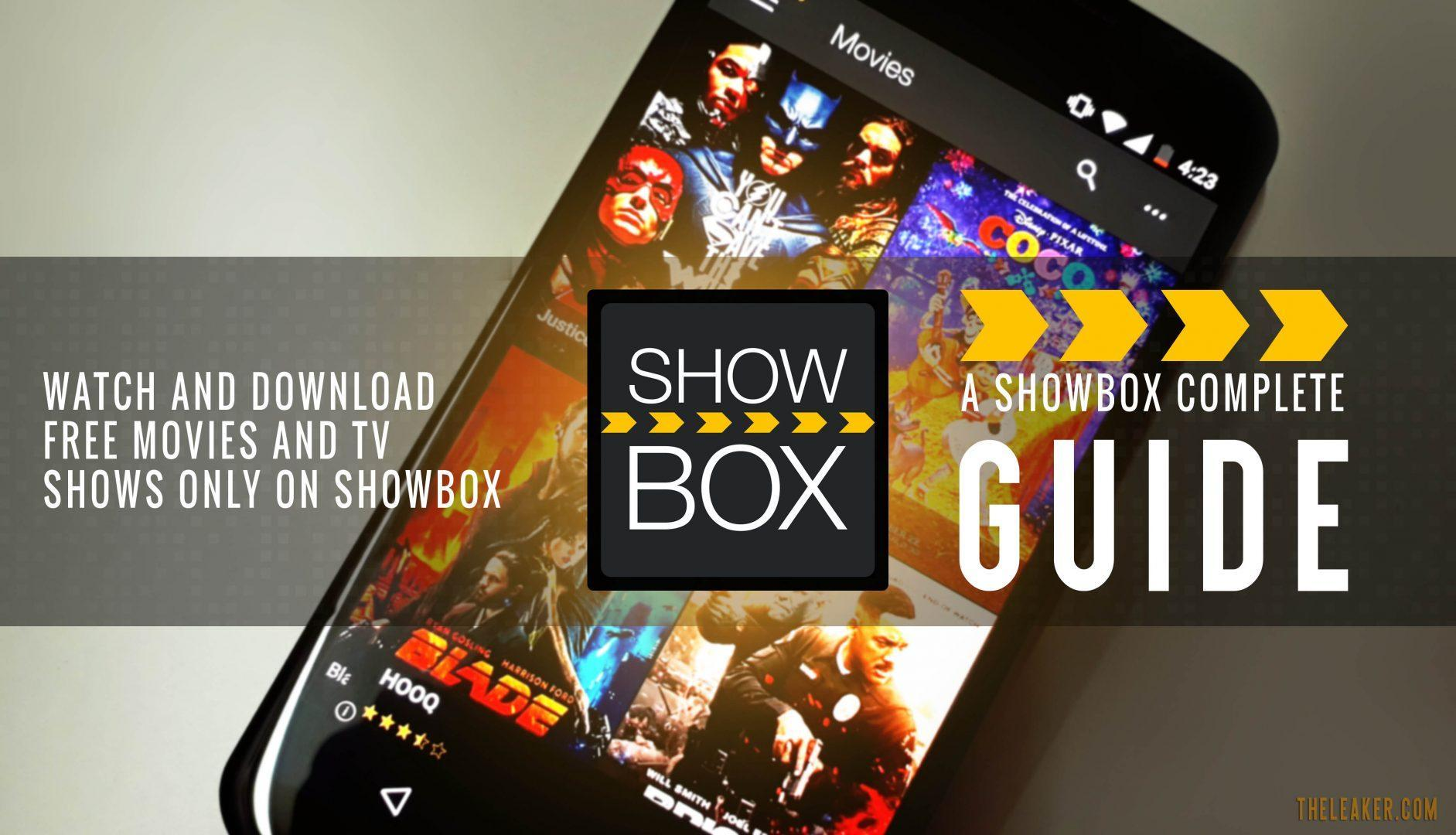Showbox 5 26 Apk Version Is Available But Don T Download It
