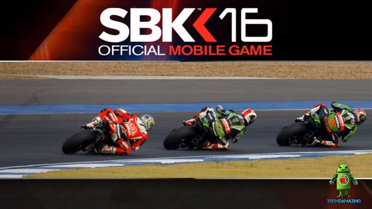 Top Mobile Games- SBK16 Mobile game