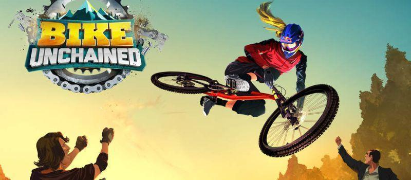 Top Mobile Games-Bike Unchained