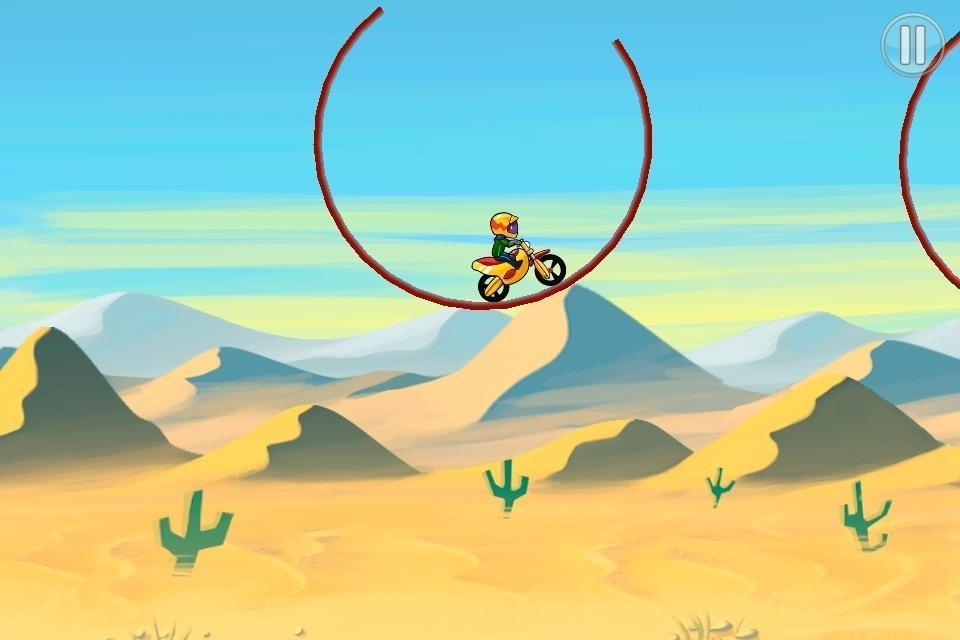 Top Mobile Games- Bike Race free