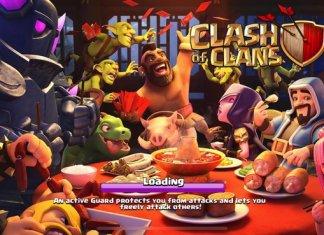 Clash of Clans Lunar festival