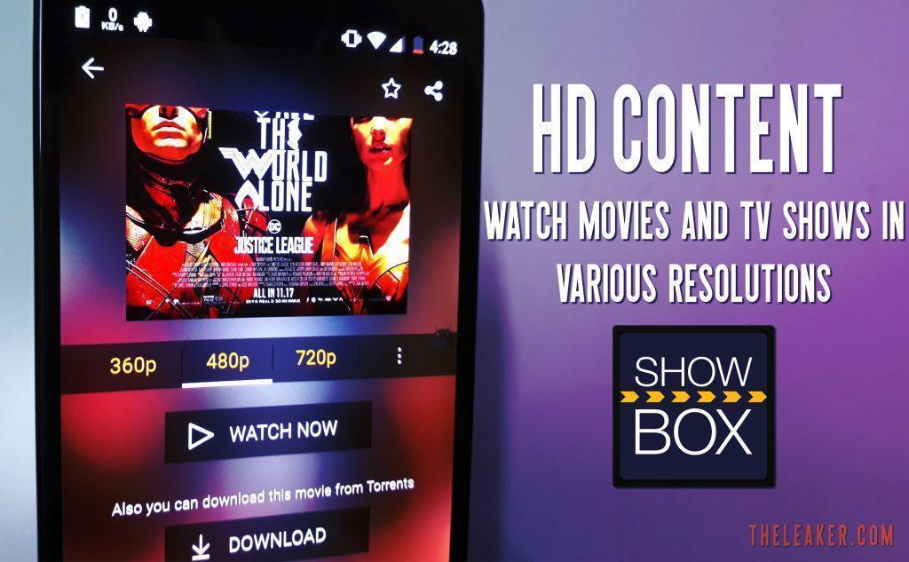 Showbox Apk Download For Android Pc Amazon Fire Stick Tv