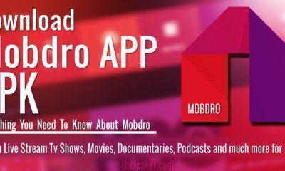 Mobdro App APK