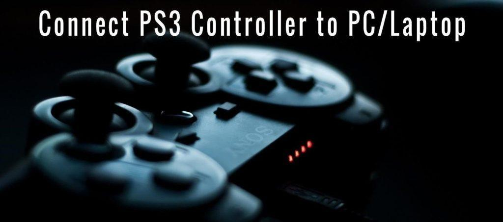 connect PS3 Controller to Pc/Laptop