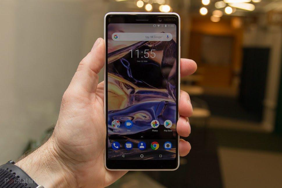 Android P 9.0 Beta for Nokia 7 Plus
