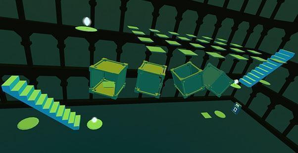 BAMF VR Game