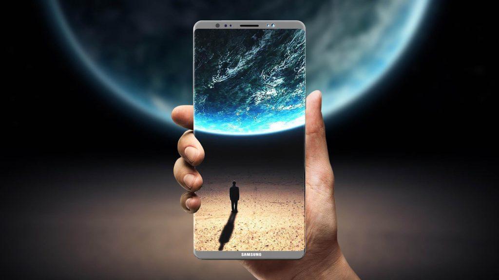 Galaxy Note 10 Concept