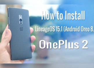 OnePlus 2 LineageOS 15.1