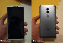 Xiaomi Mi Max 3 Leaked image