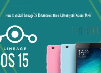 Mi4i LineageOS 15