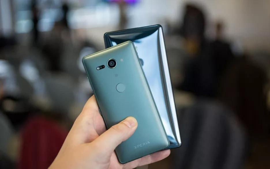 Xperia XZ2 and Xperia XZ2 Compact Android P 9.0 update
