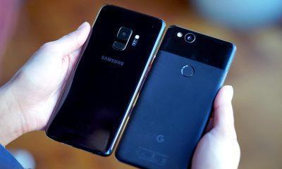 Galaxy S9 vs Pixel 2