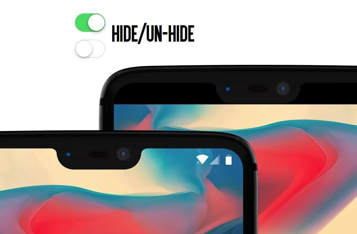 OnePlus 6 renders leak reveals three colors options and red alert slider