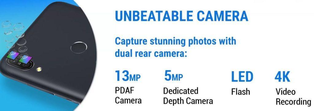 Zenfone Max Pro Camera