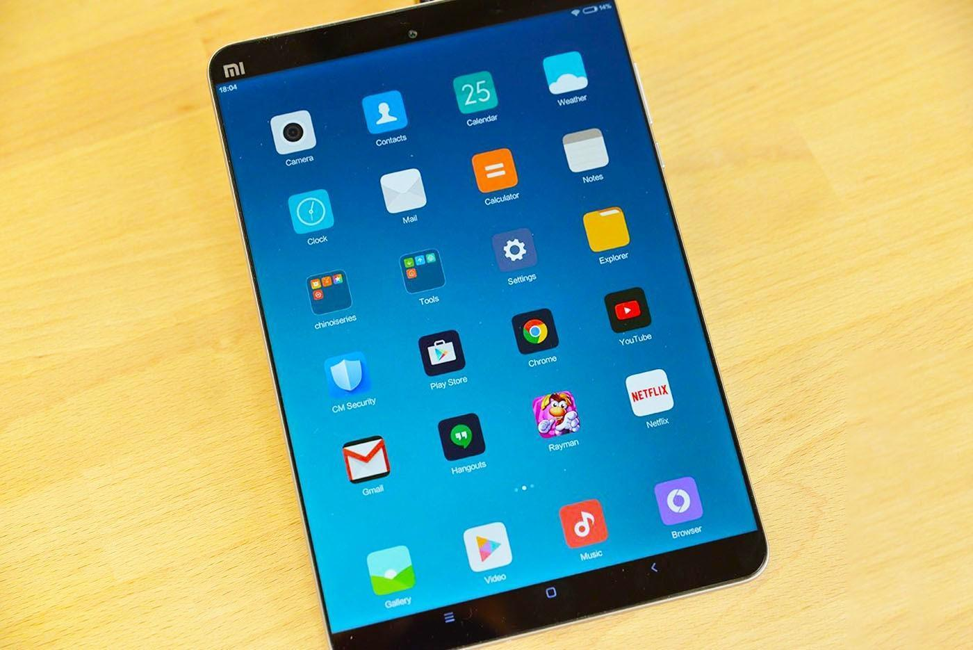 How to win Xiaomi Mi Pad 4 Plus  for free!