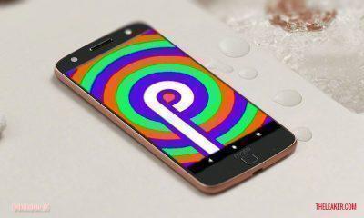 Android P 9.0 Motorola MotoZ