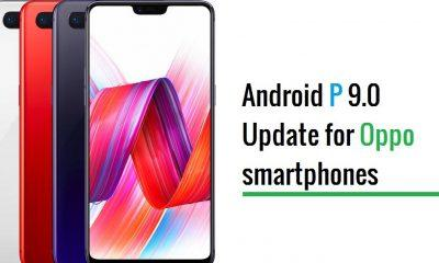 Oppo Android Pie update list