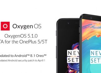 Oreo 8.1 update for OnePlus 5 and OnePlus 5T