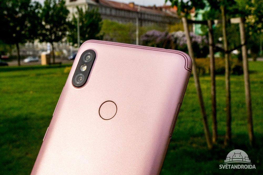 Xiaomi Redmi S2 leaked